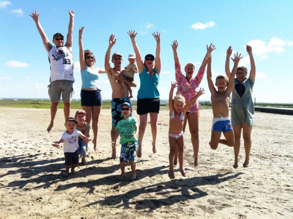 Vacances en famille à Arès