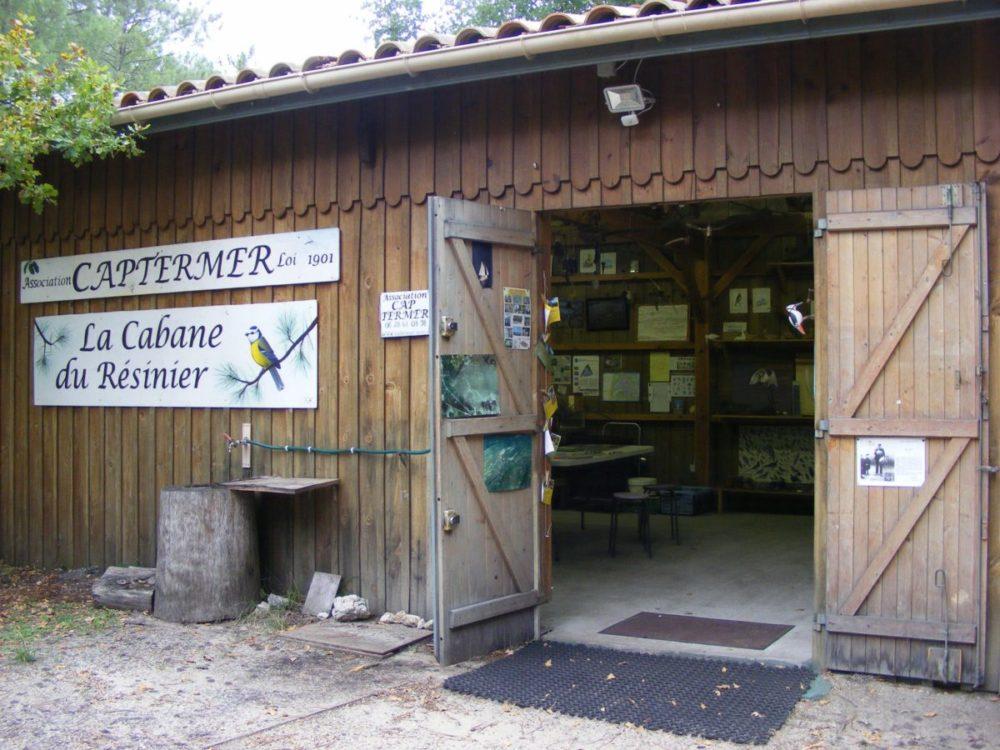 La Cabane du Résinier à Lège Cap Ferret
