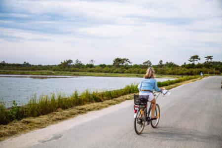 Vélo à Arès - Photo à la Une