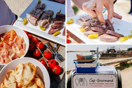 Produits du Sud-Ouest pour le pique-nique au Mimbeau avec Cap Gourmand