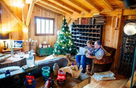 Noël en famille à Lège-Cap Ferret