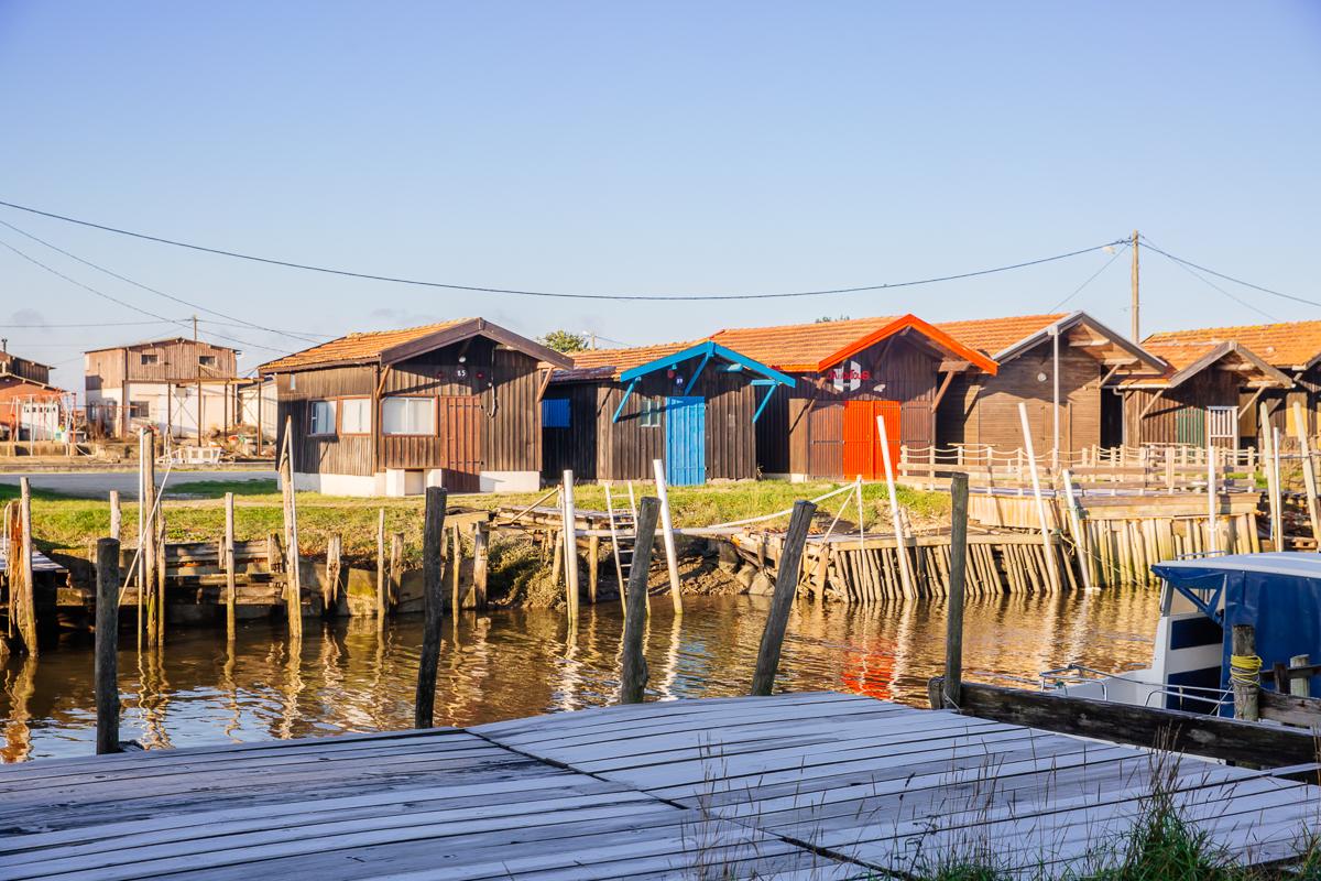 cabane à huître, bassin d
