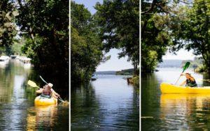 canoe-leyre
