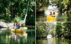 leyre-canoe