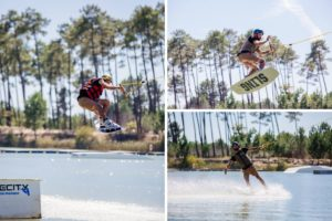 saut obstacle wakeboard mios